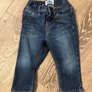 Old Navy Baby Boys Skinny Jeans, size 12-18 Months